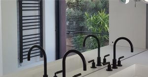 Espelhos, vidros casa de banho
