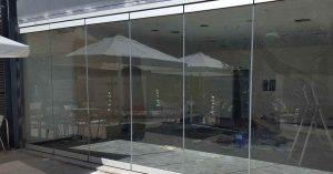 cortinas vidro